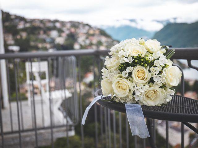 Il matrimonio di Ibrahim e Sabrina a Cernobbio, Como 37