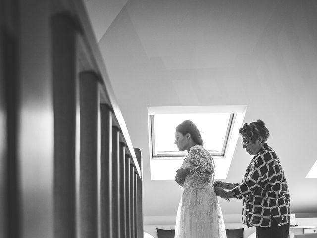 Il matrimonio di Ibrahim e Sabrina a Cernobbio, Como 42