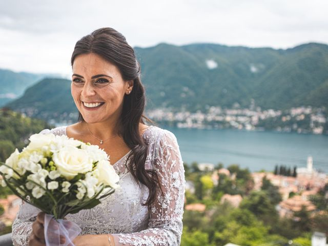 Il matrimonio di Ibrahim e Sabrina a Cernobbio, Como 59
