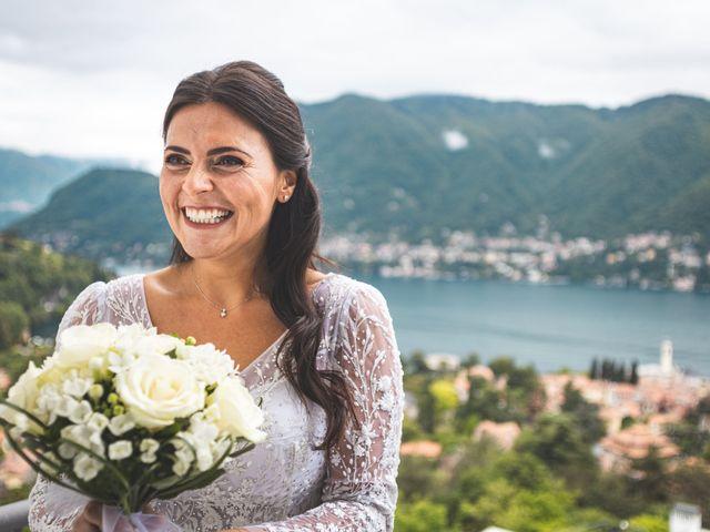 Il matrimonio di Ibrahim e Sabrina a Cernobbio, Como 60
