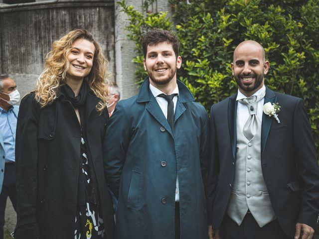 Il matrimonio di Ibrahim e Sabrina a Cernobbio, Como 70