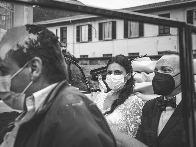 Il matrimonio di Ibrahim e Sabrina a Cernobbio, Como 73