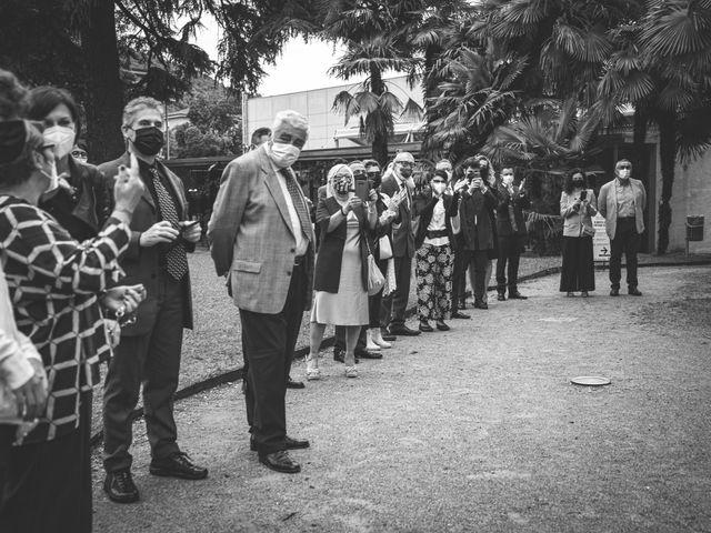 Il matrimonio di Ibrahim e Sabrina a Cernobbio, Como 74