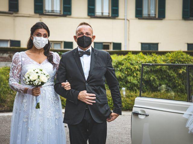 Il matrimonio di Ibrahim e Sabrina a Cernobbio, Como 76