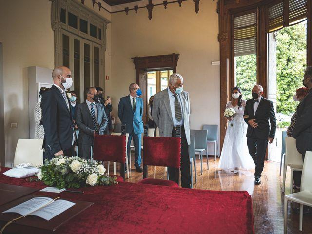 Il matrimonio di Ibrahim e Sabrina a Cernobbio, Como 78