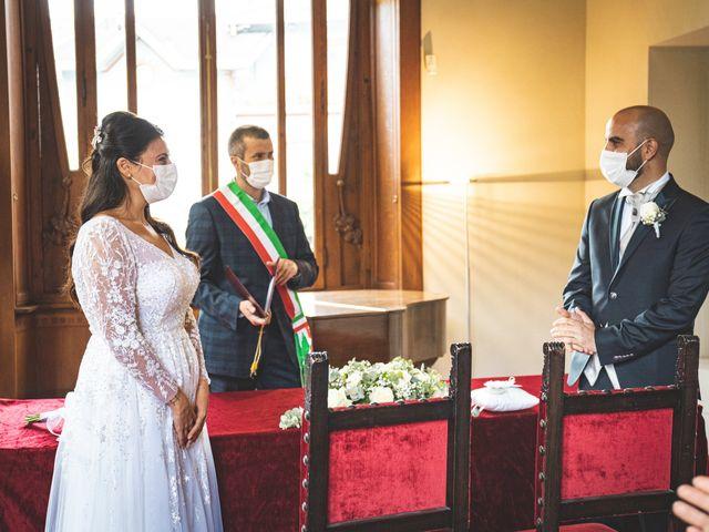 Il matrimonio di Ibrahim e Sabrina a Cernobbio, Como 81