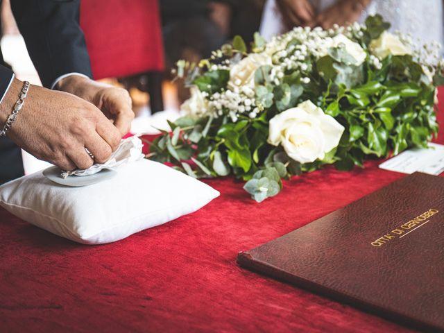 Il matrimonio di Ibrahim e Sabrina a Cernobbio, Como 83