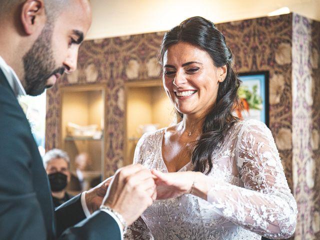 Il matrimonio di Ibrahim e Sabrina a Cernobbio, Como 84
