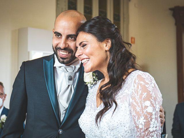 Il matrimonio di Ibrahim e Sabrina a Cernobbio, Como 85