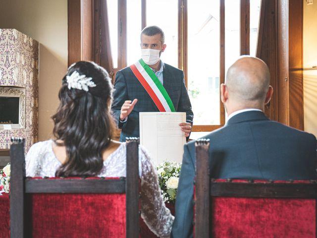 Il matrimonio di Ibrahim e Sabrina a Cernobbio, Como 87