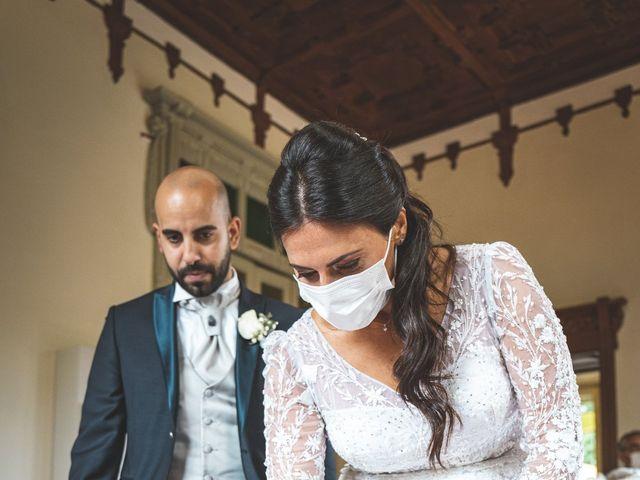 Il matrimonio di Ibrahim e Sabrina a Cernobbio, Como 91
