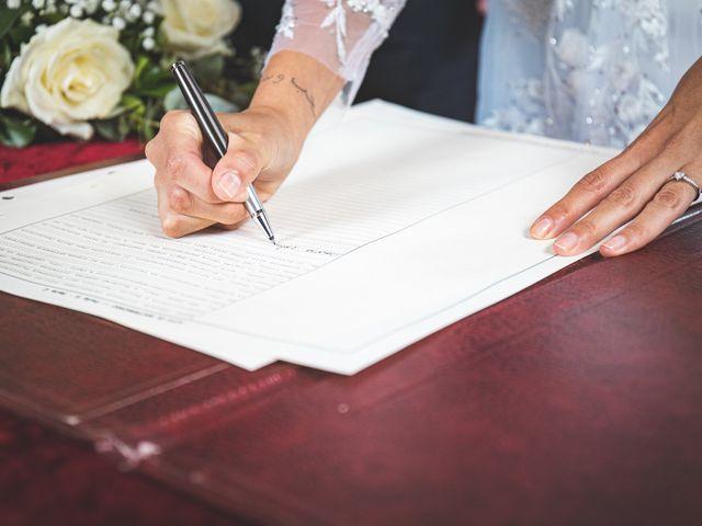 Il matrimonio di Ibrahim e Sabrina a Cernobbio, Como 92