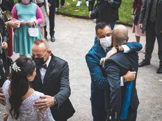 Il matrimonio di Ibrahim e Sabrina a Cernobbio, Como 101