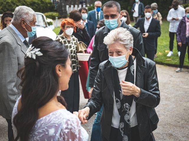 Il matrimonio di Ibrahim e Sabrina a Cernobbio, Como 102