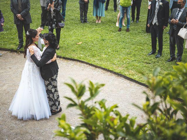Il matrimonio di Ibrahim e Sabrina a Cernobbio, Como 104