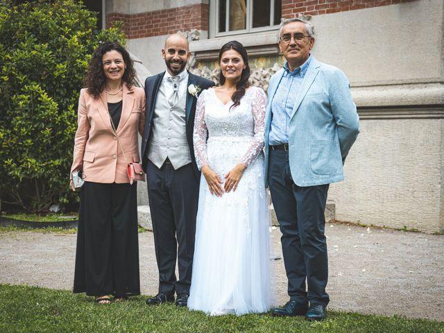 Il matrimonio di Ibrahim e Sabrina a Cernobbio, Como 107