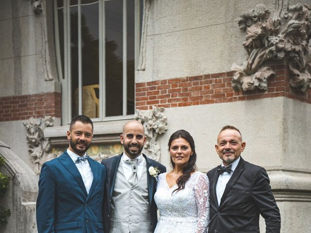 Il matrimonio di Ibrahim e Sabrina a Cernobbio, Como 108