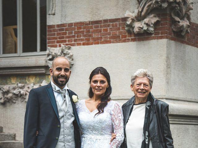 Il matrimonio di Ibrahim e Sabrina a Cernobbio, Como 109