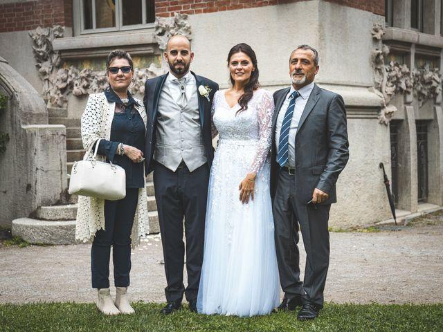 Il matrimonio di Ibrahim e Sabrina a Cernobbio, Como 111