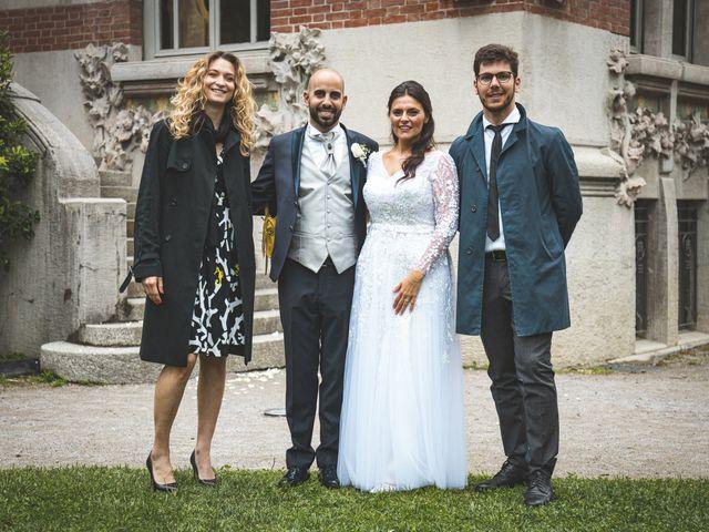 Il matrimonio di Ibrahim e Sabrina a Cernobbio, Como 112