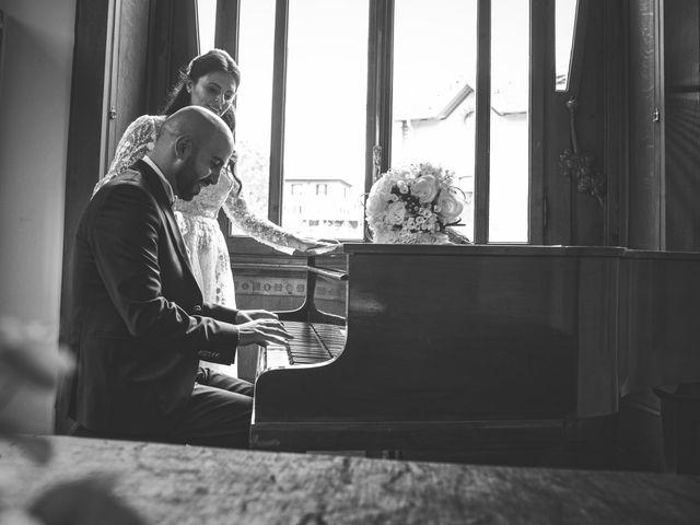 Il matrimonio di Ibrahim e Sabrina a Cernobbio, Como 115