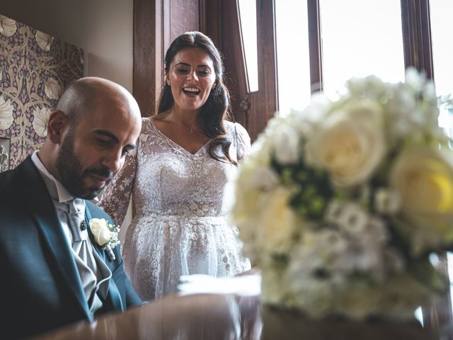 Il matrimonio di Ibrahim e Sabrina a Cernobbio, Como 117