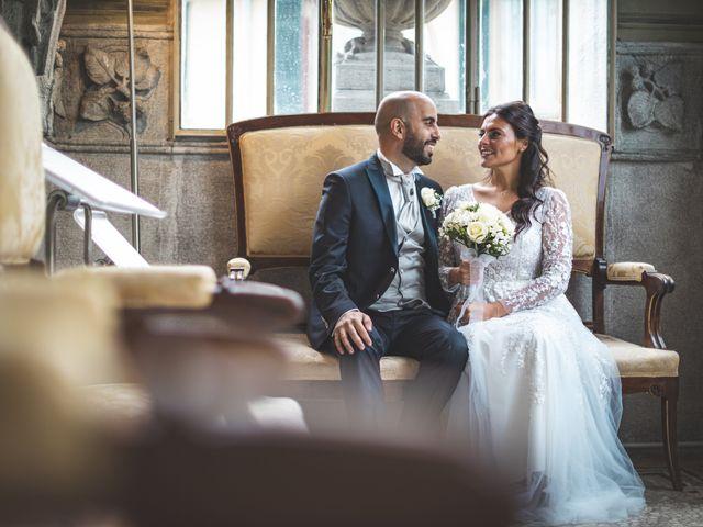 Il matrimonio di Ibrahim e Sabrina a Cernobbio, Como 124