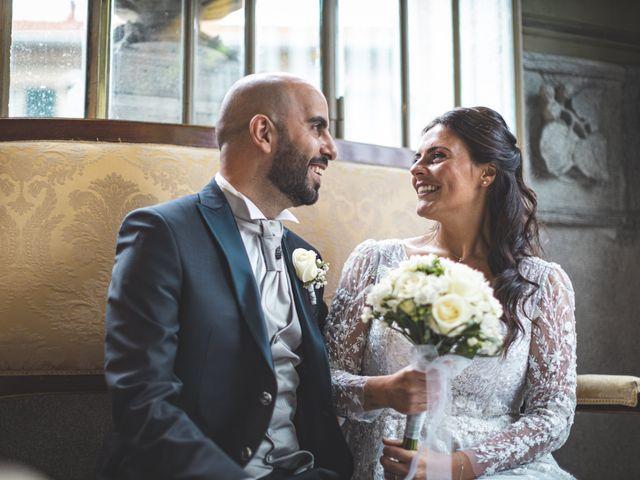 Il matrimonio di Ibrahim e Sabrina a Cernobbio, Como 125