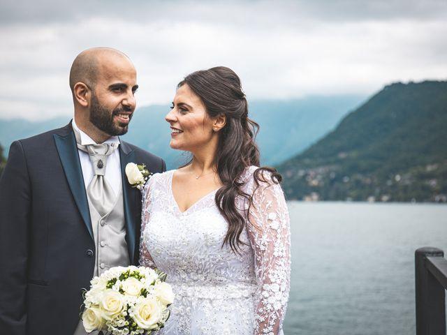 Il matrimonio di Ibrahim e Sabrina a Cernobbio, Como 133