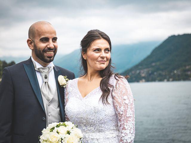 Il matrimonio di Ibrahim e Sabrina a Cernobbio, Como 134
