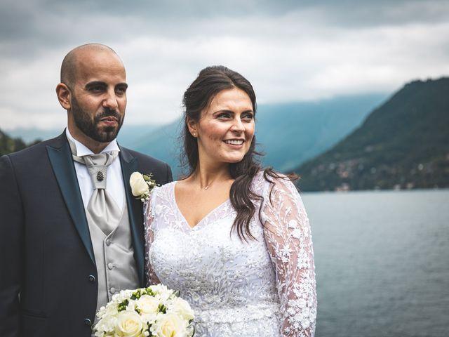 Il matrimonio di Ibrahim e Sabrina a Cernobbio, Como 135