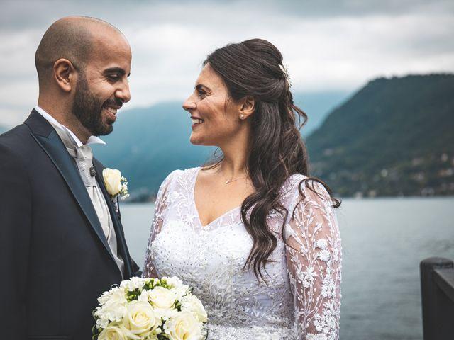Il matrimonio di Ibrahim e Sabrina a Cernobbio, Como 136