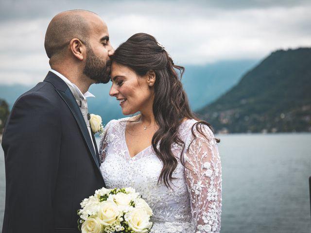 Il matrimonio di Ibrahim e Sabrina a Cernobbio, Como 137