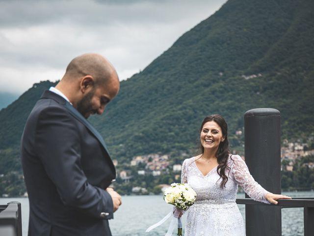 Il matrimonio di Ibrahim e Sabrina a Cernobbio, Como 140