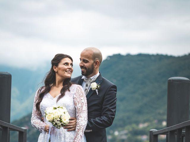 Il matrimonio di Ibrahim e Sabrina a Cernobbio, Como 141