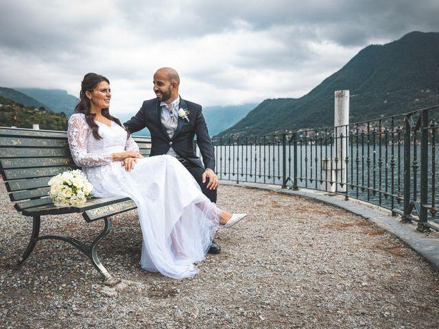 Il matrimonio di Ibrahim e Sabrina a Cernobbio, Como 148