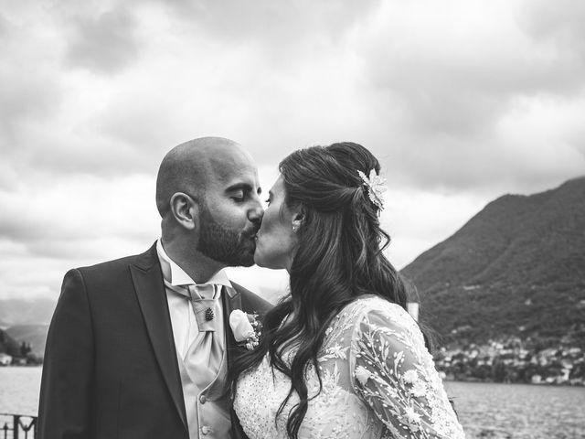 Il matrimonio di Ibrahim e Sabrina a Cernobbio, Como 150