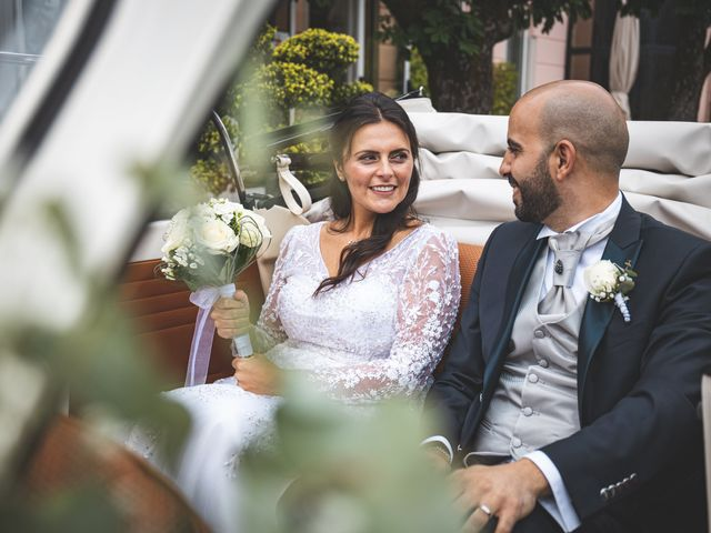 Il matrimonio di Ibrahim e Sabrina a Cernobbio, Como 154
