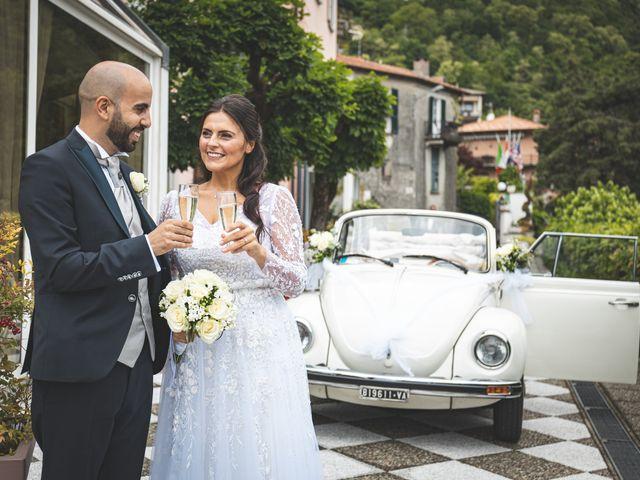 Il matrimonio di Ibrahim e Sabrina a Cernobbio, Como 156