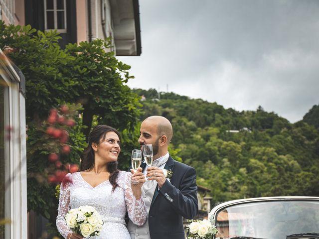 Il matrimonio di Ibrahim e Sabrina a Cernobbio, Como 162