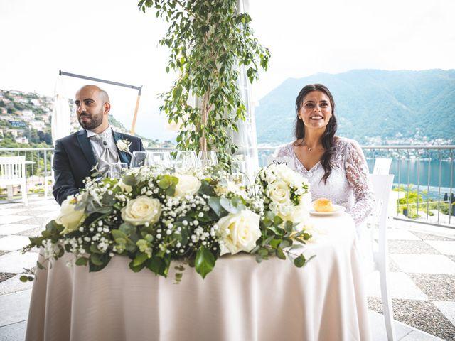 Il matrimonio di Ibrahim e Sabrina a Cernobbio, Como 168
