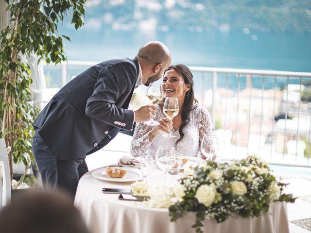 Il matrimonio di Ibrahim e Sabrina a Cernobbio, Como 177