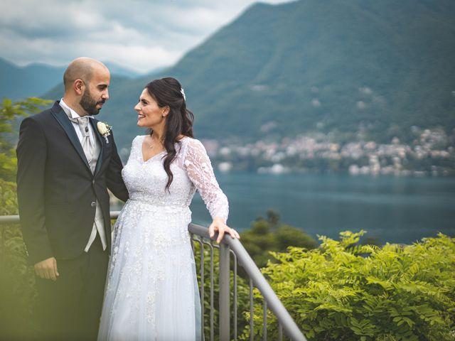 Il matrimonio di Ibrahim e Sabrina a Cernobbio, Como 178