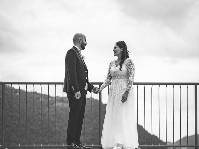 Il matrimonio di Ibrahim e Sabrina a Cernobbio, Como 182