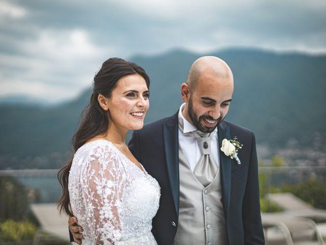 Il matrimonio di Ibrahim e Sabrina a Cernobbio, Como 183