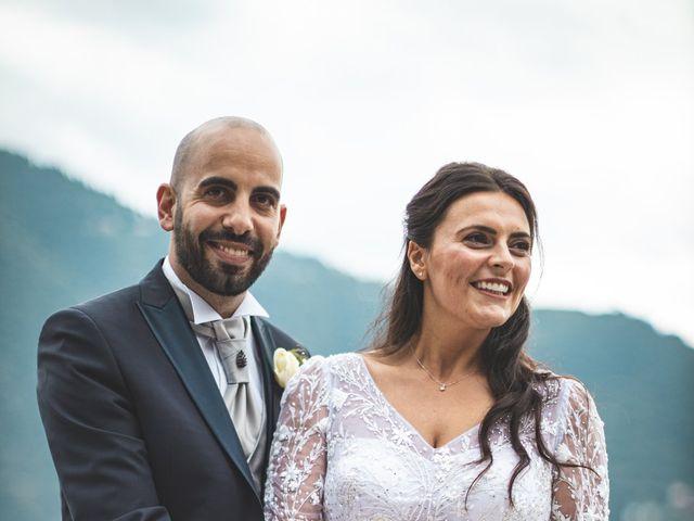 Il matrimonio di Ibrahim e Sabrina a Cernobbio, Como 186