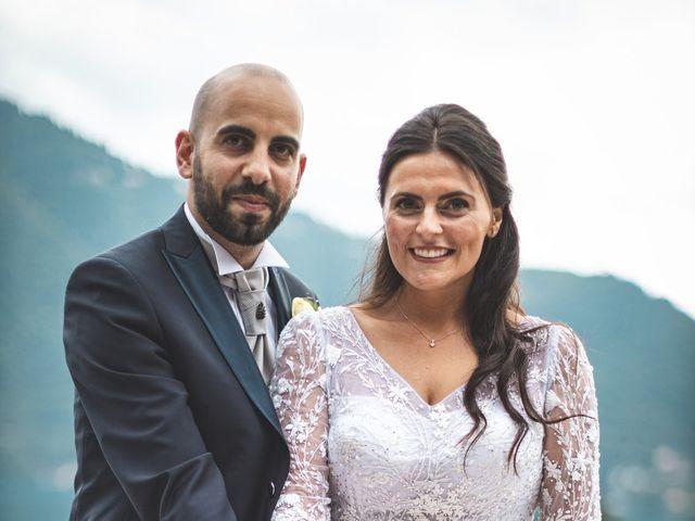 Il matrimonio di Ibrahim e Sabrina a Cernobbio, Como 187