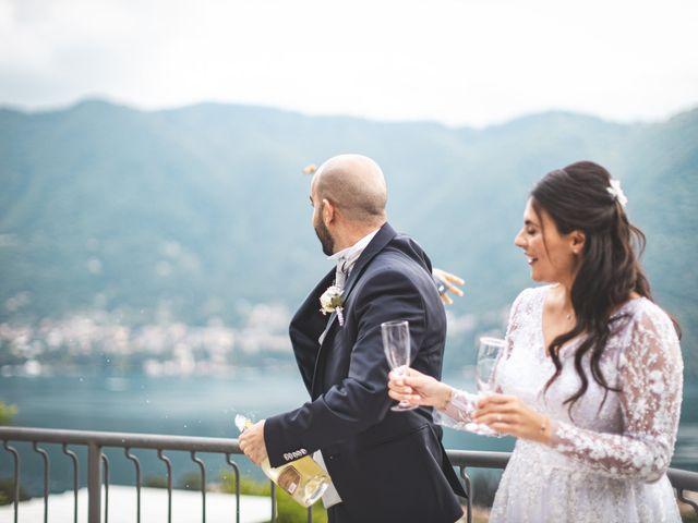 Il matrimonio di Ibrahim e Sabrina a Cernobbio, Como 192