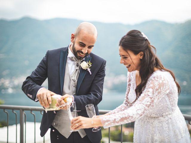 Il matrimonio di Ibrahim e Sabrina a Cernobbio, Como 193