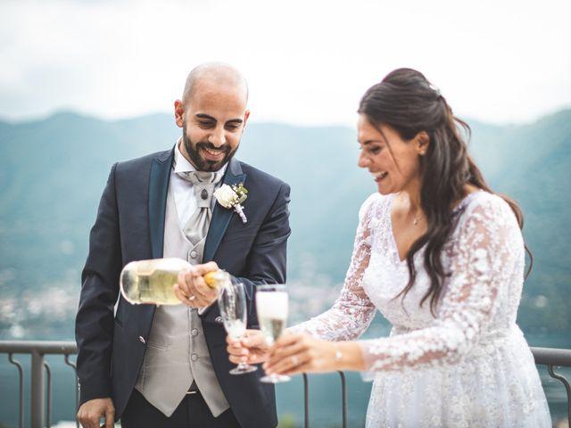 Il matrimonio di Ibrahim e Sabrina a Cernobbio, Como 194